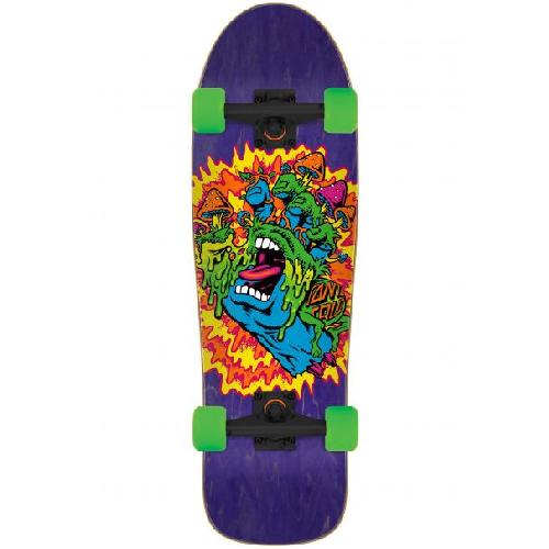 Santa Cruz Toxic Hand Purple 31,7´´