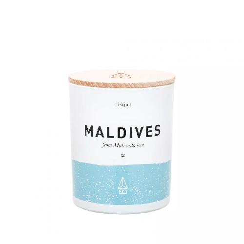 EQ Natural Scented Candle - Maldives
