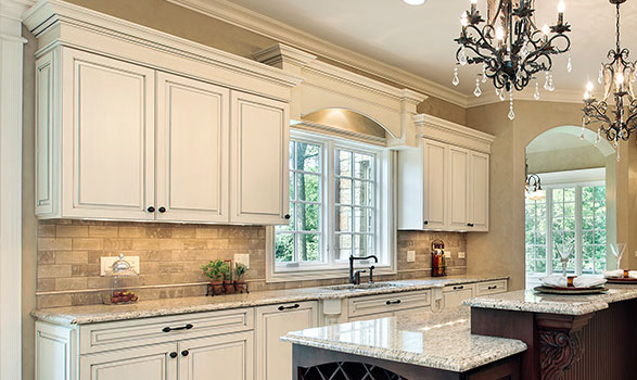 Custom Kitchen Cabinets Mississauga & GTA
