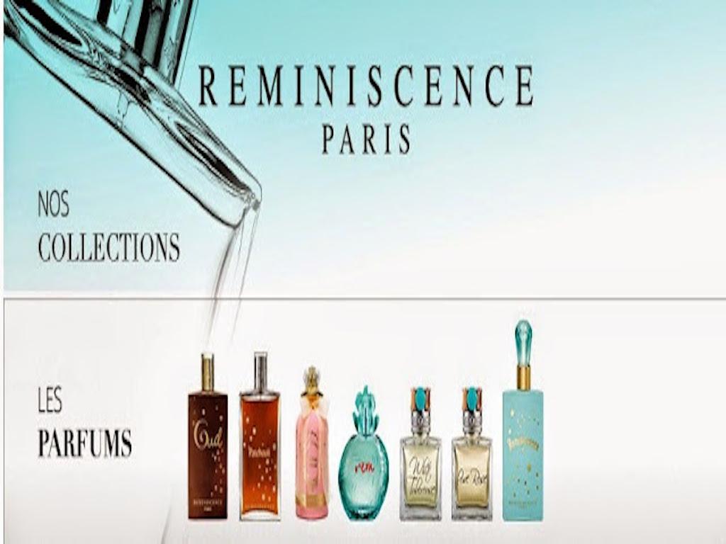 PROFUMI Reminiscence_Paris