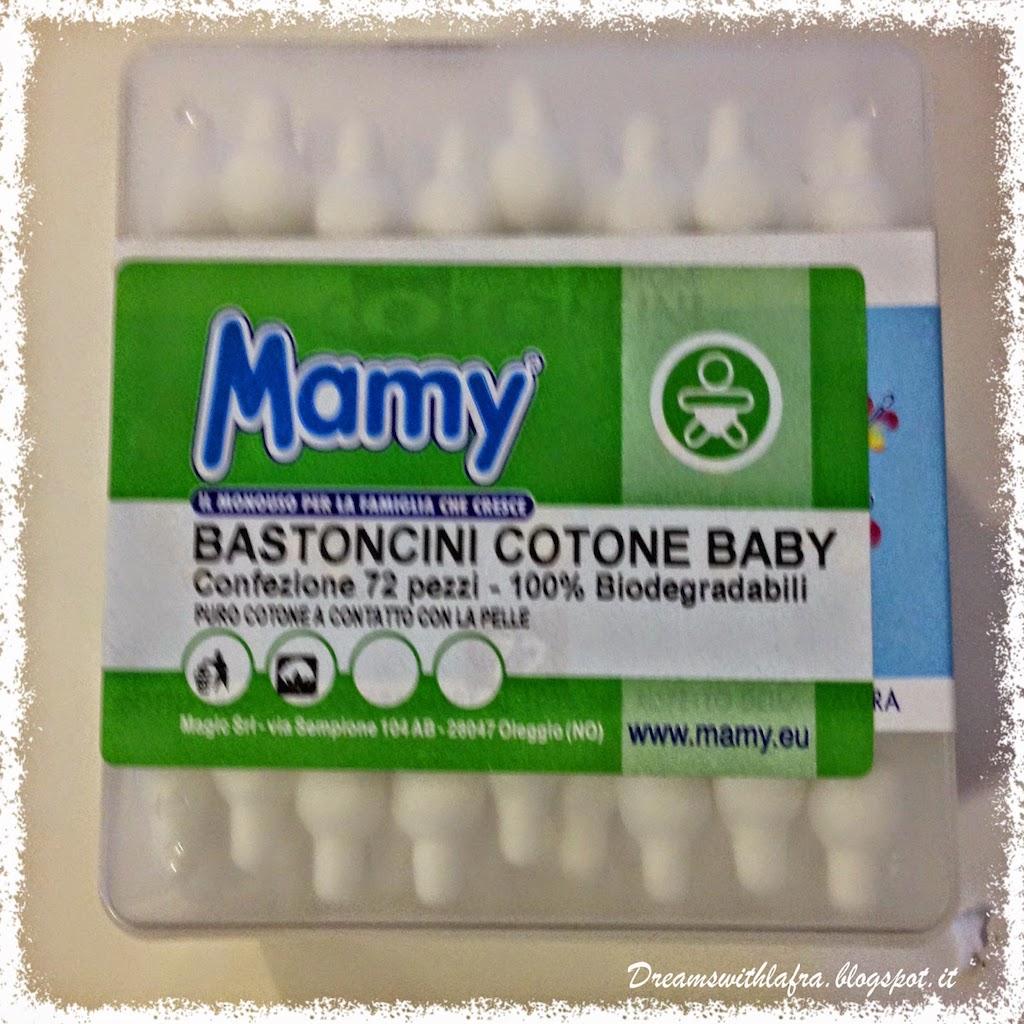 BASTONCINI DI COTONE BABY