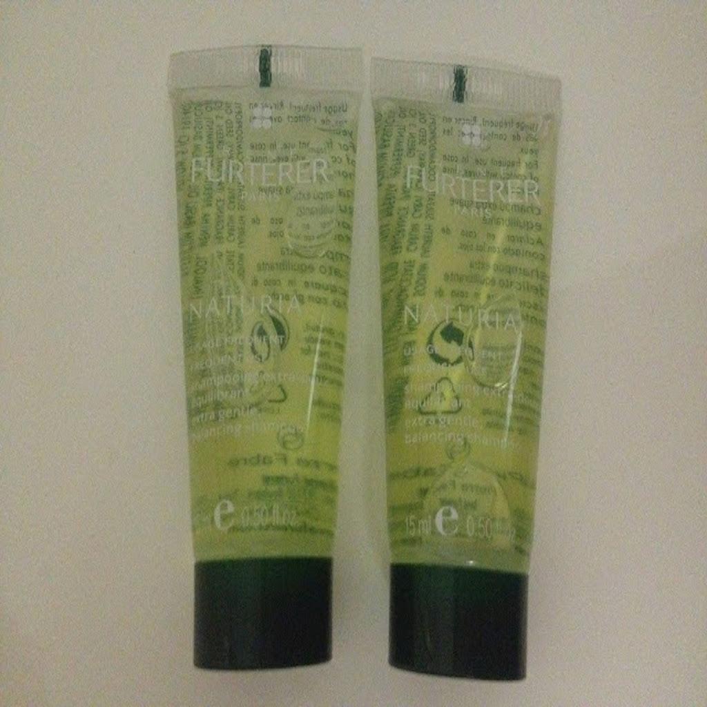 Rene Furterer Naturia Gentle Balancing Shampoo