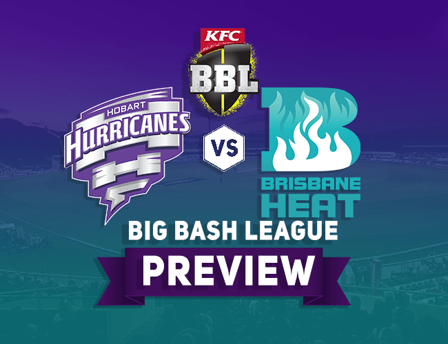 HBH vs BRH Dream11 Team Prediction, Preview: BBL | Will Hobart's purple patch continue?