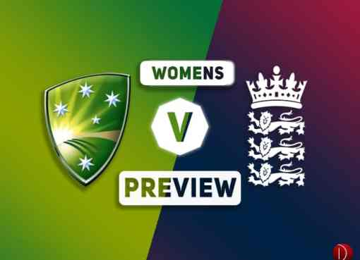 AU-W vs EN-W Dream11 Team Prediction and Preview