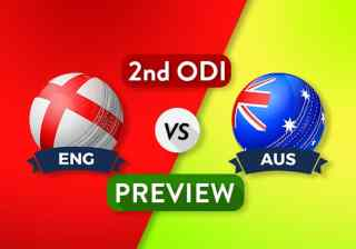 ENG vs AUS Dream11 Team Prediction for 2nd ODI: Preview