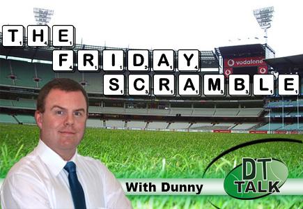 FridayScramble