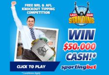 Join our Sportingbet Last Man Standing League