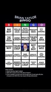 BT bingo