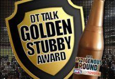 Golden Stubby – Round 9