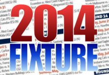 Two byes in 2014 fixture