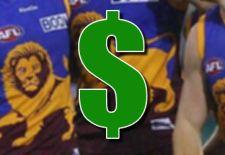 Brisbane Lions AFL Fantasy Prices 2014