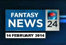 AFL Fantasy News – 14 FEB 2014