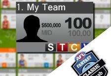 My Team 2014: Round 19