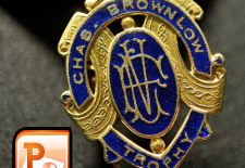 The annual Brownlow Medal wash-up email – where is it?