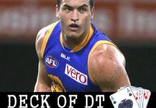 Tom Rockliff – Deck of DT 2015
