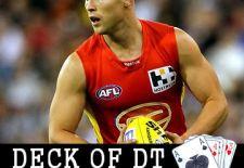 Gary Ablett – Deck of DT 2015