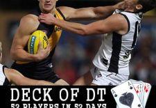 Dustin Martin – Deck of DT 2015