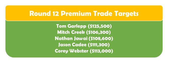 Round 12 Premium TT
