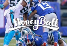 Moneyball's Daily Fantasy NFL – Week 16