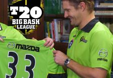 Predicting the Top Five Highest Scorers of BBL 05