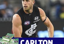 Carlton AFL Fantasy Prices 2016