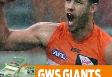 GWS Giants AFL Fantasy Prices 2016