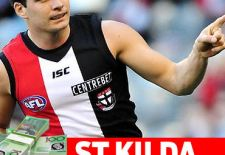 St Kilda AFL Fantasy Prices 2016