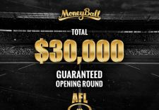 $30K to be won with Moneyball in round one