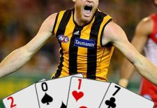 Jarryd Roughead – Deck of DT 2017