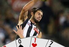 Brodie Grundy – Deck of DT 2017