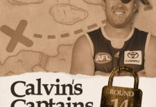 Calvin's Captains – Rd. 14