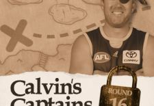 Calvin's Captains – Rd. 16