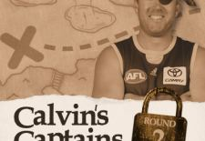 Calvin's Captains – Rd. 2
