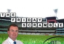 The Friday Scramble: Pre Season