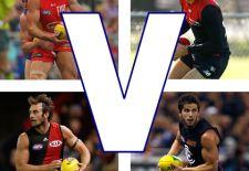 Versus – Round 4