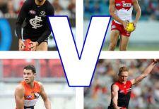 Versus – Round 6