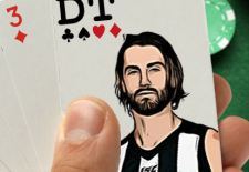 Brodie Grundy – Deck of DT 2018