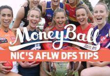 AFL Women's Moneyball preview: Melbourne versus Collingwood
