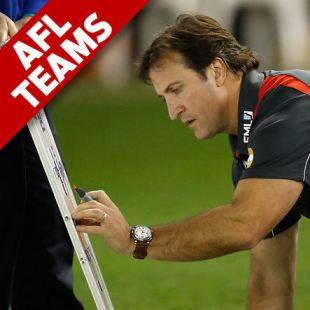 AFL Team Sheets – Round Ten