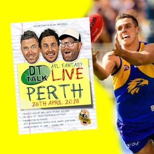 See the boys LIVE in Perth this week