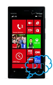 Nokia 928 - Windows Phone