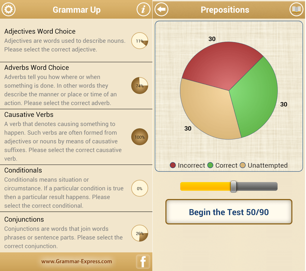 Best Grammar Apps - Grammar Up