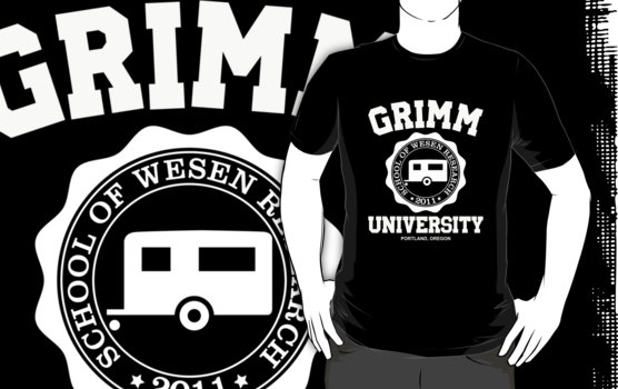Grimm University T-Shirt