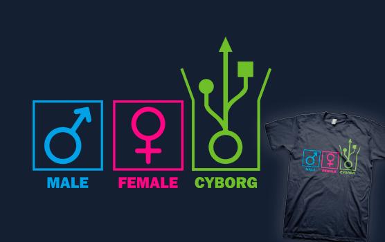 Gender Identification T-Shirt