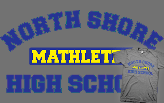 Mean Girls - North Shore High School T-shirt
