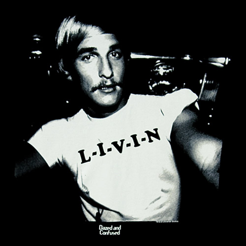 Dazed and Confused T-shirt - L-I-V-I-N