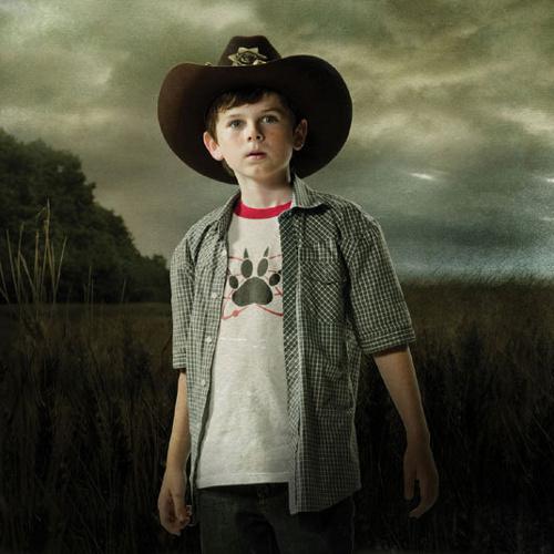 Carl's T-shirt - The Walking Dead