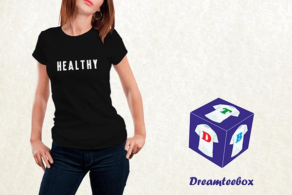 Madonna T-shirt - Healthy