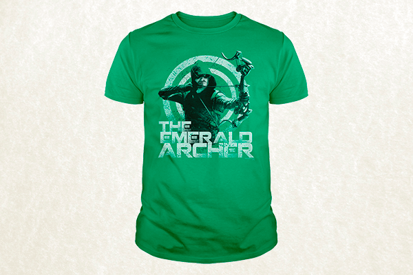 Arrow Emerald Archer T-shirt