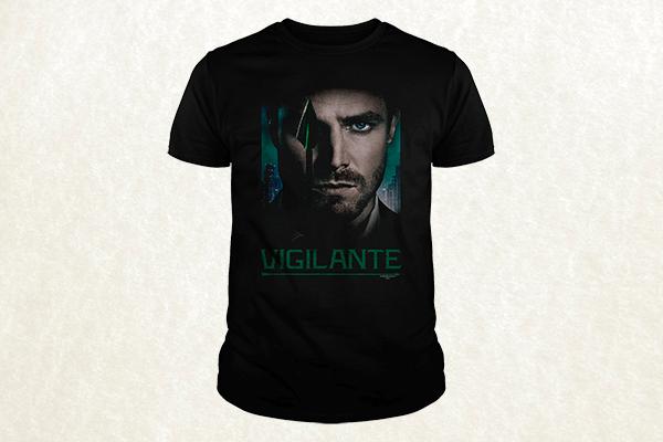 Arrow Good Eye - Vigilante T-shirt